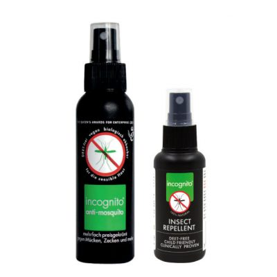 Mückenschutz incognito Spray Combo Natural Fresh